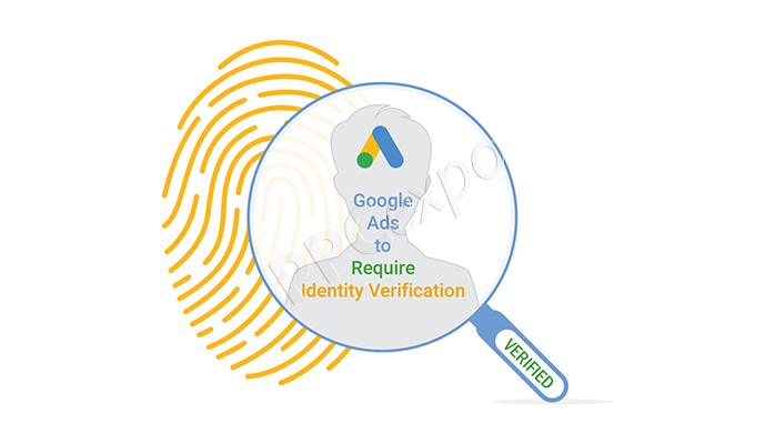 google requires advertisers to verify identities