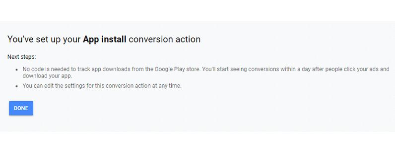 mobile app conversion