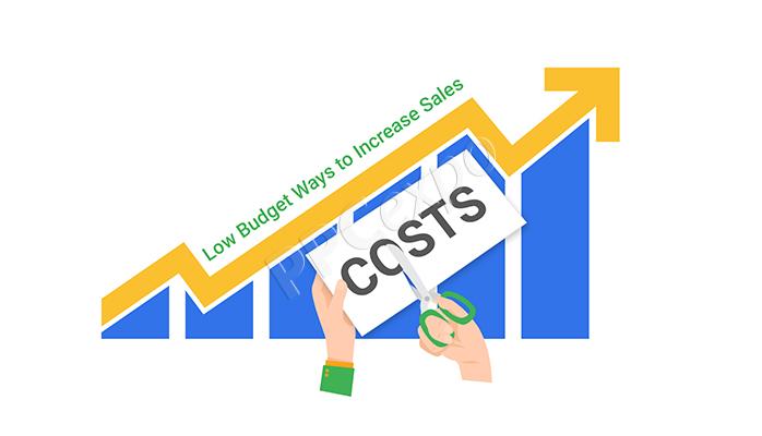 unique ways to increase sales