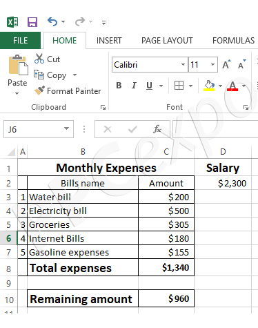 Quick Analysis Tool For Excel