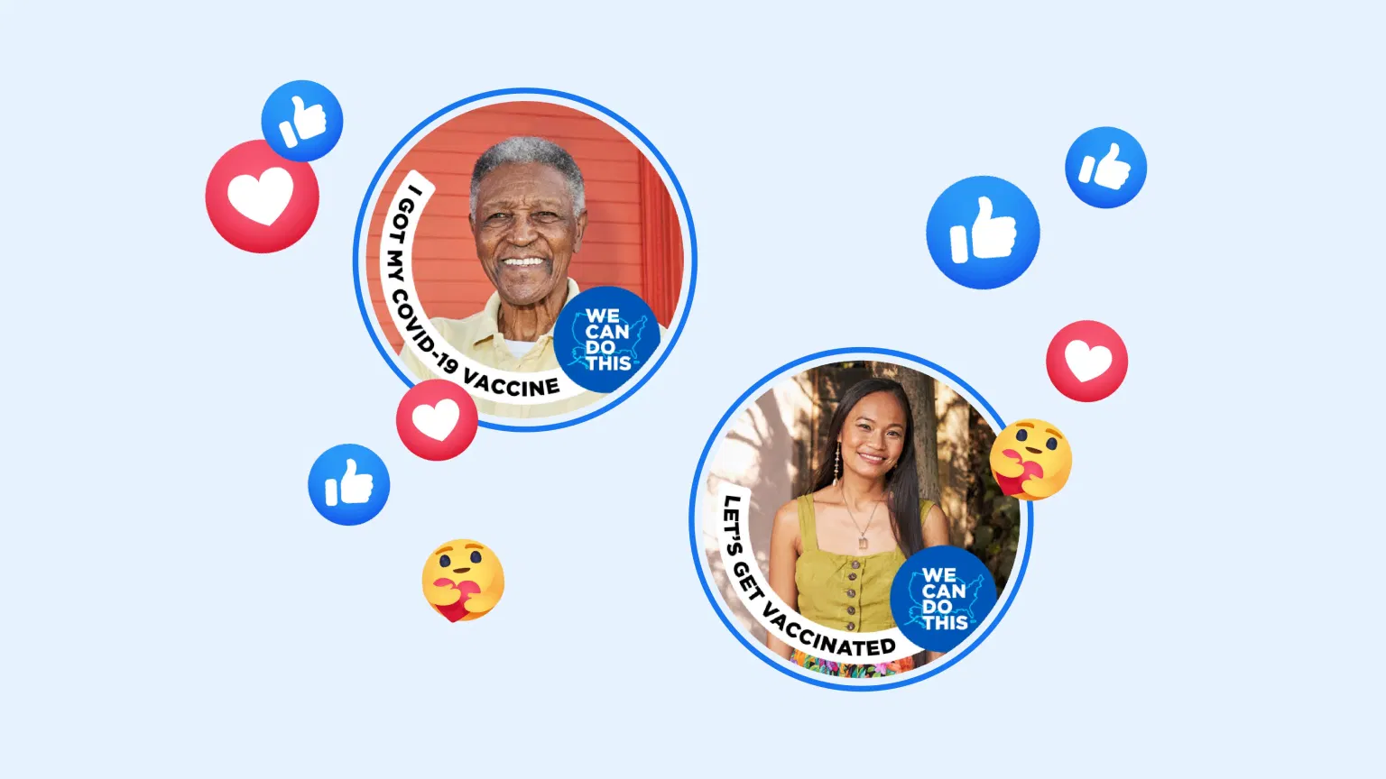 Facebook Launches Profile Frames to Encourage Covid-19 Vaccination