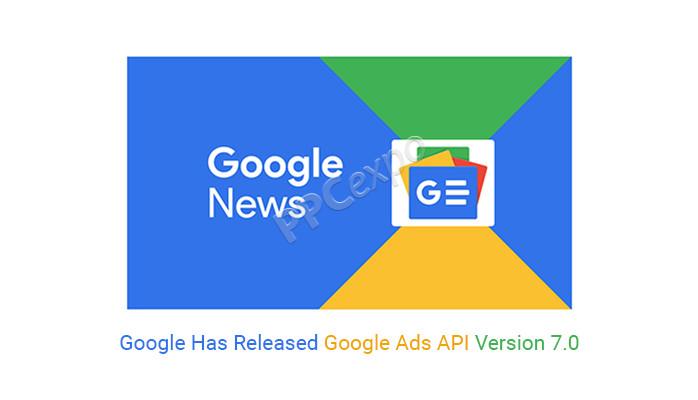 Google Has Released Google Ads API