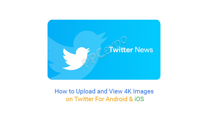 How to Upload and View 4K Images on Twitter