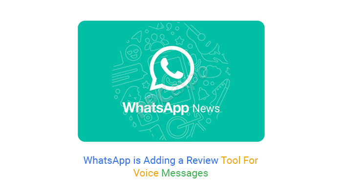 WhatsApp is Adding a Review Tool