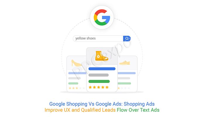 Google shopping vs google ads