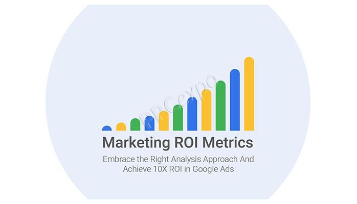 marketing ROI metrics